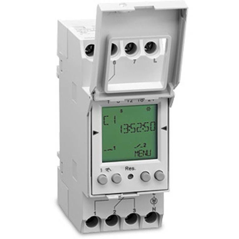 Реле времени/таймер TALENTO 372 PLUS 12VAC/DC Graesslin (Таймеры цифровые)