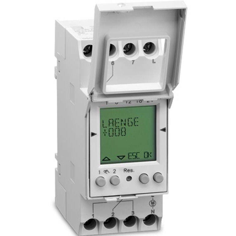 Реле времени/таймер TALENTO 791 PLUS (ASTRO) 230VAC/50-60Hz Graesslin (Таймеры астрономические)