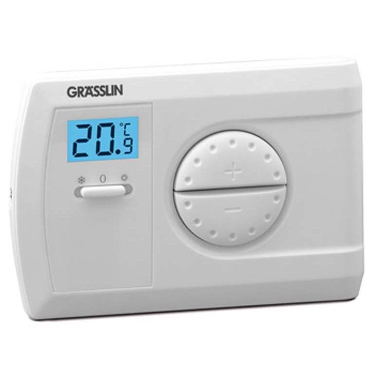 Термостат THERMIO 703 Graesslin (Термостаты)