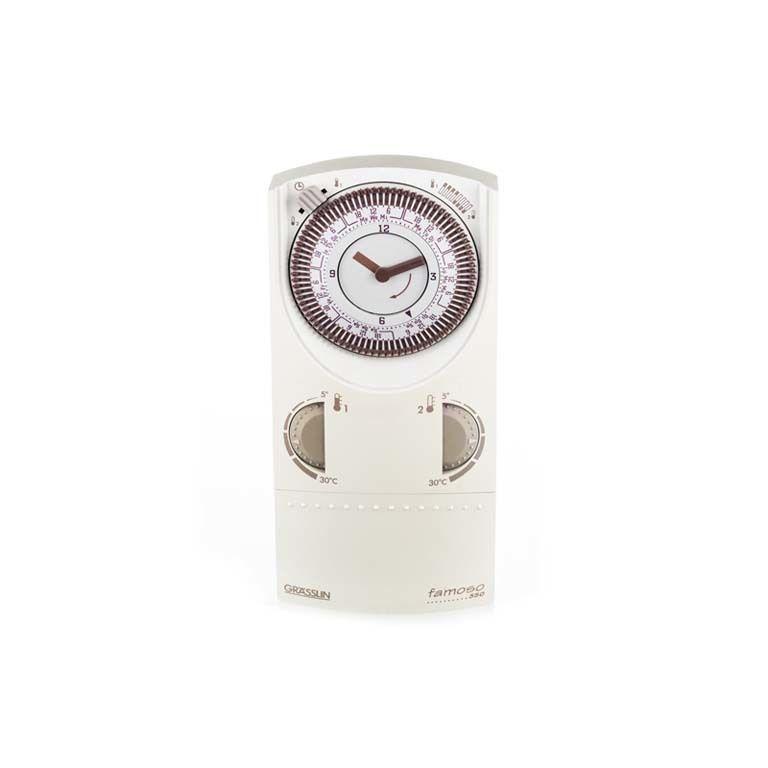 Термостат FAMOSO 550 230VAC/50-60Hz Graesslin (Хронотермостаты)