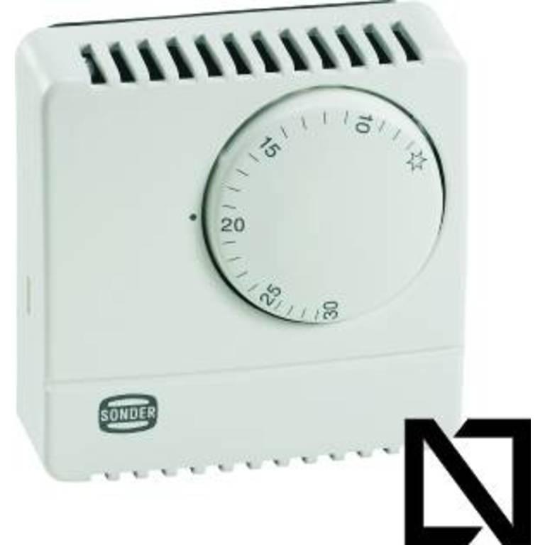 Термостат TA1002 Sonder (Комнатные термостаты — механические)