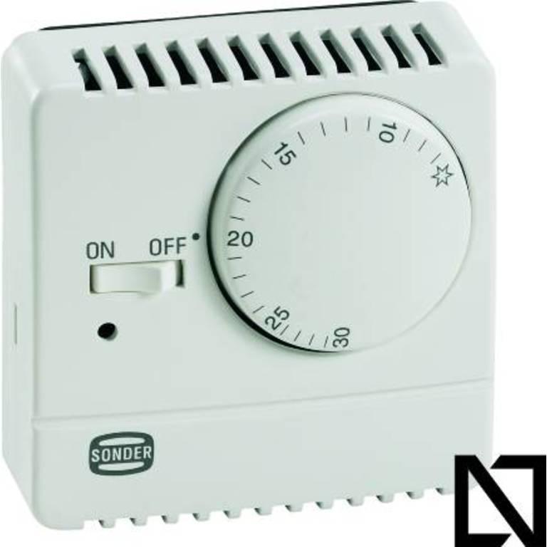 Термостат TA1007 Sonder (Комнатные термостаты — механические)
