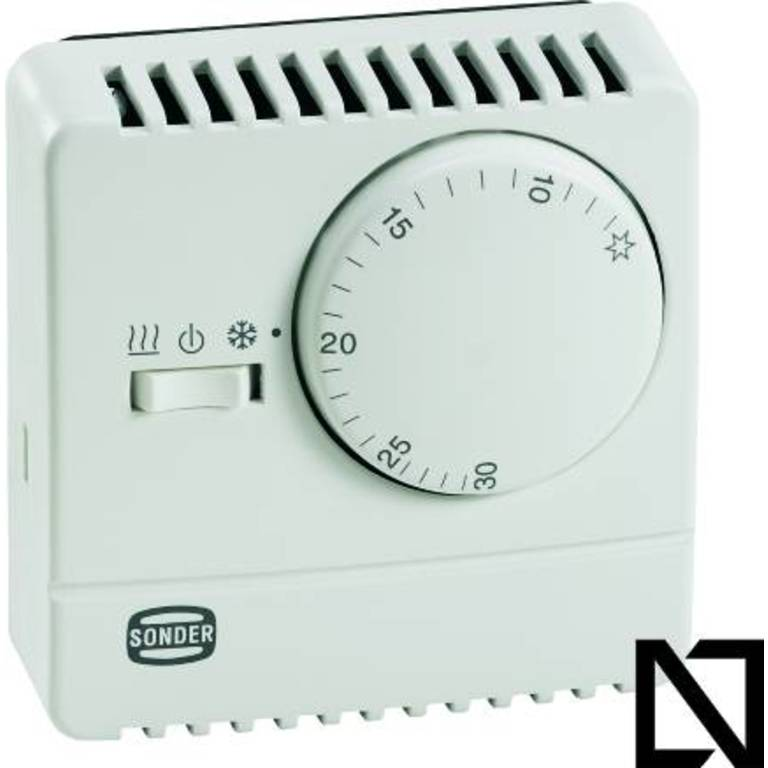 Термостат TA1008 Sonder (Комнатные термостаты — механические)