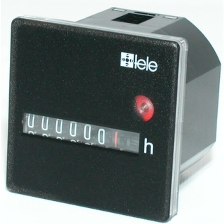 Счётчик часов TBG40.17 12-48VDC TELE (Счетчики часов)