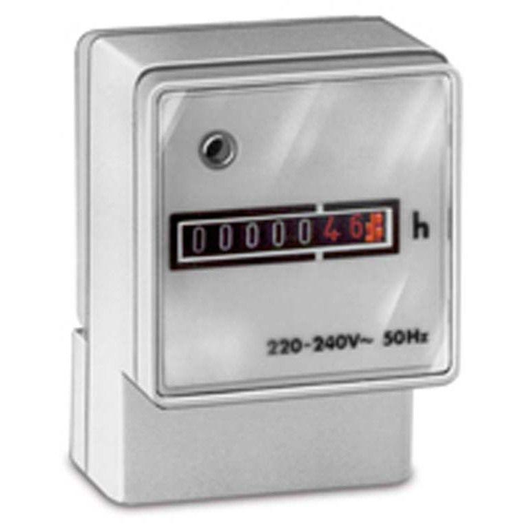 Счётчик часов TAXXO 100 220-240VAC/50Hz Graesslin (Счётчики времени наработки (мото-часов))