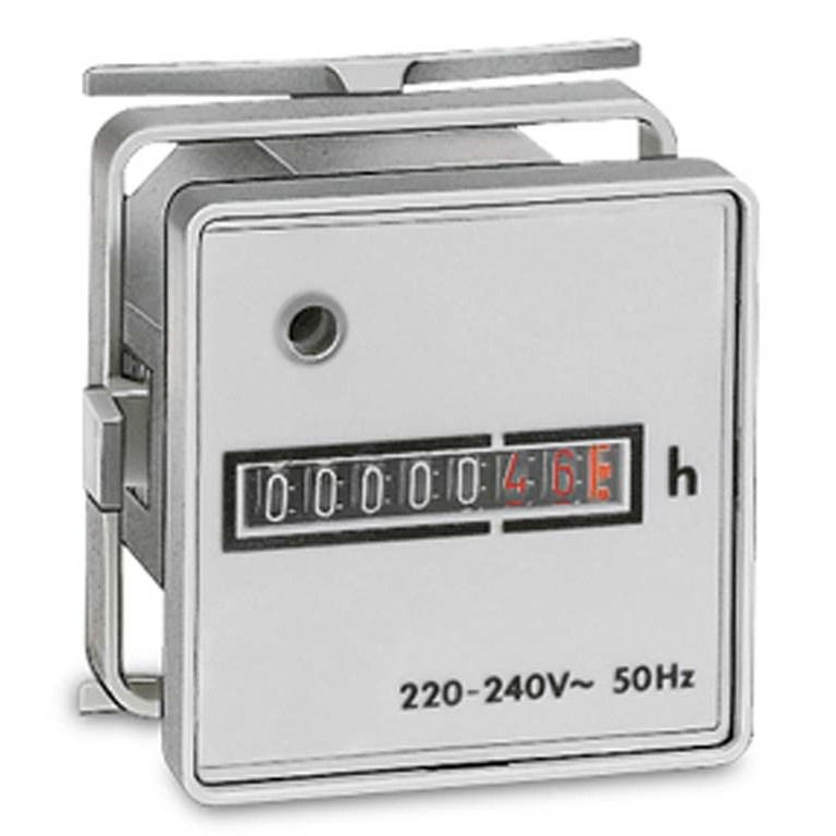 Счётчик часов TAXXO 112 110-127VAC/60Hz Graesslin (Счётчики времени наработки (мото-часов))