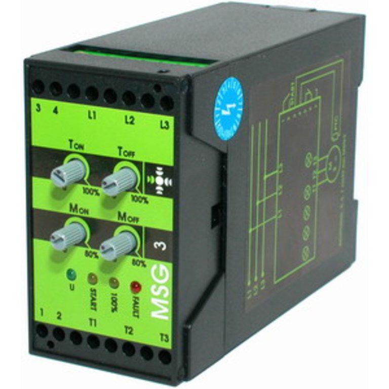 Устройство плавного пуска MSG 3-30s 400VAC TELE (Серия MSG)
