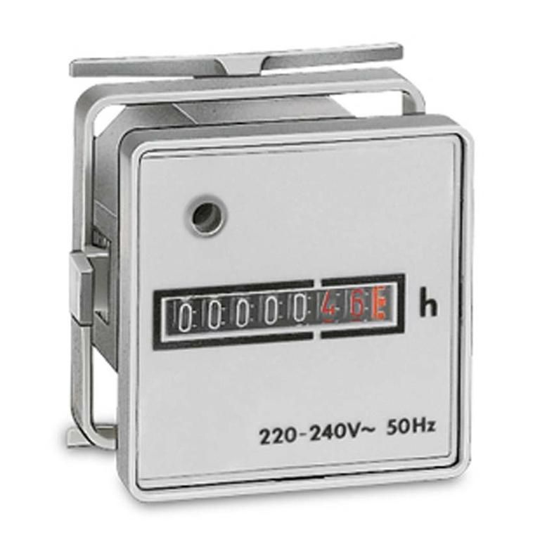 Счётчик часов TAXXO 112 220-240VAC/50Hz Graesslin (Счётчики времени наработки (мото-часов))