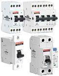 Автоматический выключатель 2-полюсной MCBDP006-032