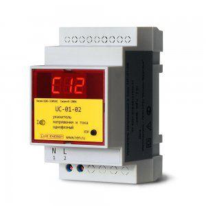 Указатель напряжения и тока UC-01-02