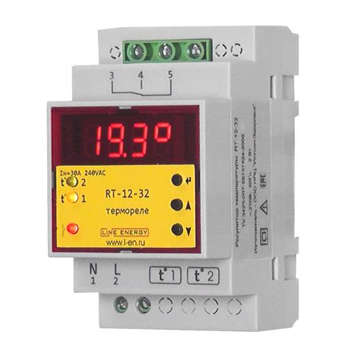 Реле температуры (термореле) RT-12-32