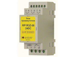 Промежуточное реле RP1R3Z-08-24DC