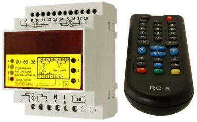 Дистанционное управление нагрузками RDU-03-30