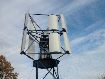 Ветро-солнечная электростанция 3 кВт