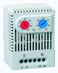 Термостат сдвоенный (обогрев\охлажение) STEGO, серия ZR 011, арт. 01175.0-00 (-10 С…+50 С (NC\NO))