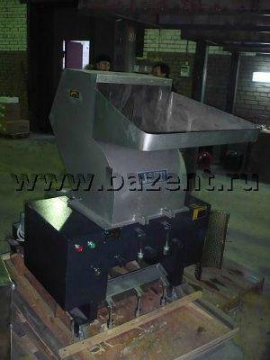 Дробилка китайская HSS-C (XFS) пластика толщиной до 50мм и для ПЭТ бутылок