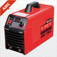 MEALER ARC-200Т. Сварочный аппарат инверторный для ручной дуговой сварки покрытым электродом.
