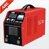 MEALER ARC-250. Сварочный аппарат инверторный для ручной дуговой сварки покрытым электродом.