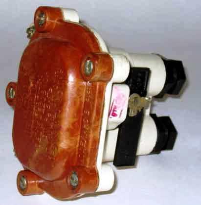 Взрывозащищенный пост управления кнопочный  КУ-92 1ExdII ВТ5