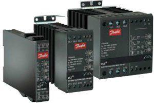Устройство плавного пуска Danfoss MCD100-011