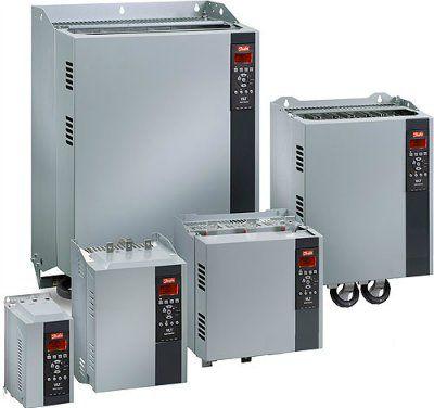 Устройство плавного пуска Danfoss MCD500-0084B-Т5-G1X-20CV1
