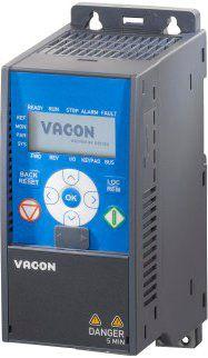 Преобразователь частоты Vacon0010-3L-0009-4+DLRU