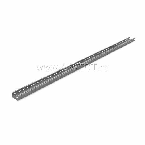 ЛПМЗТ-100пр OSTEC Металлический перфорированный лоток трубчатый 100*50*2500