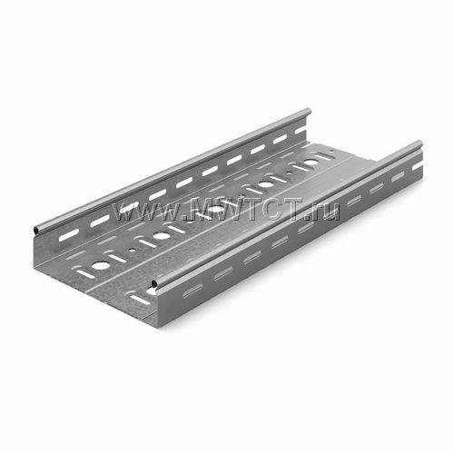 ЛПМЗТ-200пр OSTEC Металлический перфорированный лоток трубчатый 200*50*2500