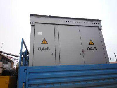 Комплектная трансформаторная подстанция киоскового типа КТПК,2КТПК, мощностью 16-1000 кВА, напряжением 6(10) кВ