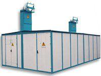 Подстанции трансформаторные для городских сетей типа БКТП- 400…1600/6(10)/0,4-У1