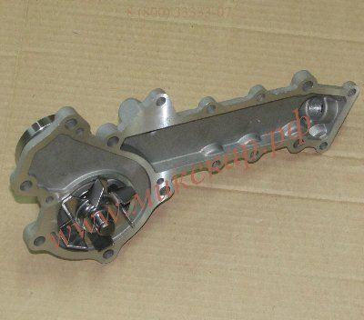 Водяная помпа к двигателю Kubota V2403 (1K321-73030)
