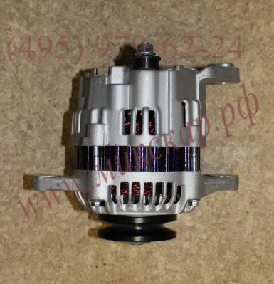 Генератор для погрузчика Komatsu (двигатель Nissan K15)