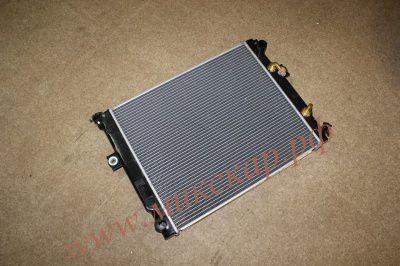 Радиатор на погрузчик Komatsu FG20HC-14, двигатель Nissan H25