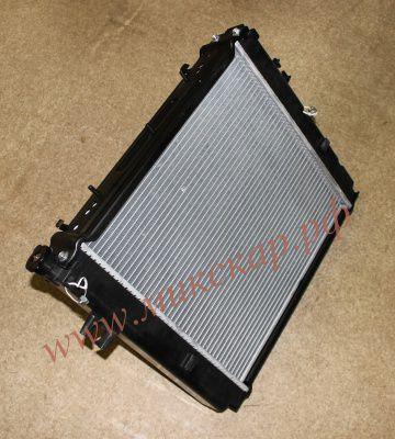 Радиатор к погрузчику Toyota 02-7FD15, двигатель 1DZII, 4Y, 5K.