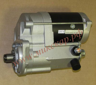 Стартер для погрузчика Toyota 5FD60 (дв. 14Z)