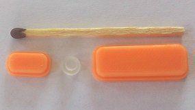 Кнопка приборная из пластиков