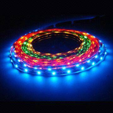 """Cветодиодная лента """"Бегущая волна"""" RGB, 300 Led, 6 canal, IP65"""