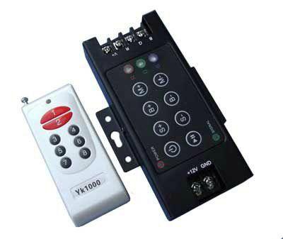 RGB-контроллер LN-RF8B
