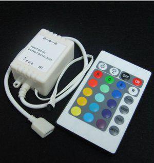 RGB-контроллер LN-IR24B