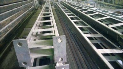 Металлическая консольная опора М2-12-100К