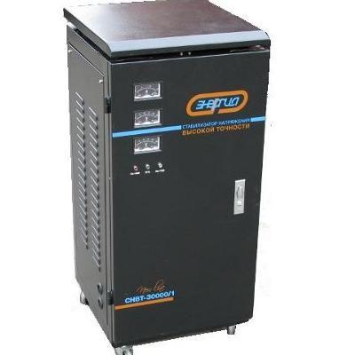 Стабилизатор напряжения однофазный Энергия New Line 30000/1