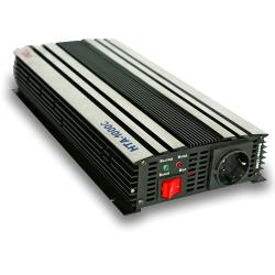 Автомобильный инвертор Энергия HTA-1000С с зарядным устройством
