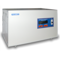 Стабилизатор напряжения PROGRESS 5000TR (электронный, тиристорный)
