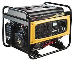 Бензиновый генератор KIPOR KGE6500E3 (6 кВт) трехфазный