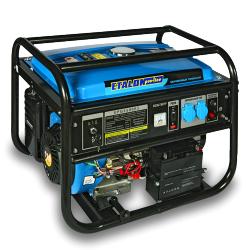 Бензиновый генератор Etalon Pro Line EPG5500E2 на 4.5 кВт