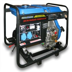 Дизельный генератор Etalon EDG 4400E
