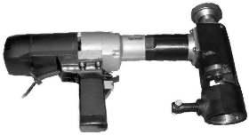 Фаскосниматель НТ1755М с наружным креплением для труб D 28-60 мм, электропривод