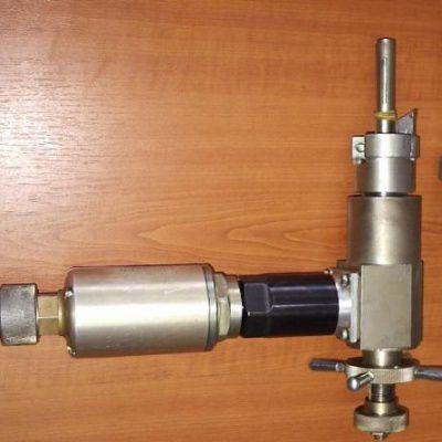 Фаскосниматель НТ1738М с внутренним креплением для труб D 60-102 мм пневматический