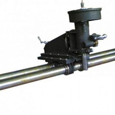Приспособление для фрезеровки канавки под уплотнение на разъемах цилиндров турбин НТ-01-62-00-00
