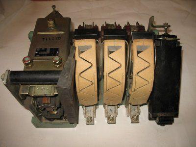 Контактор ES-160/3